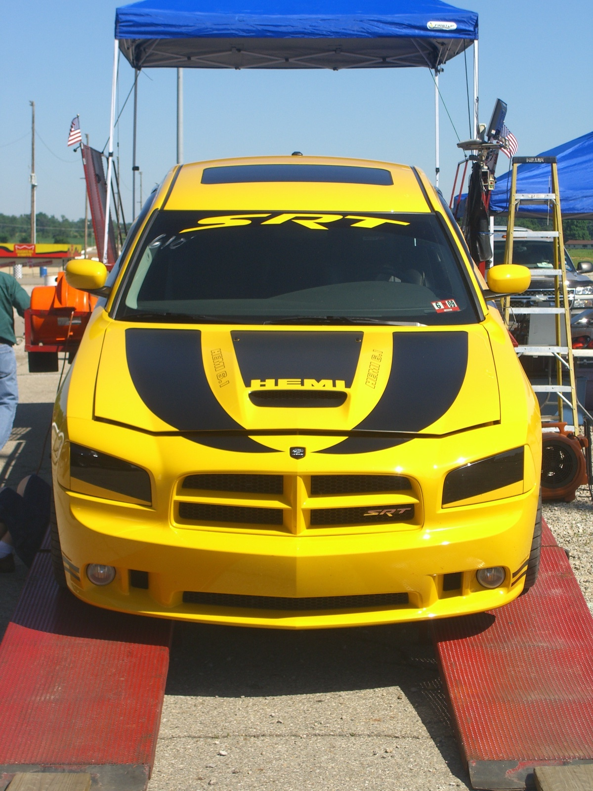Another BadazBee-423 2007 Dodge Charger post... - 12811646