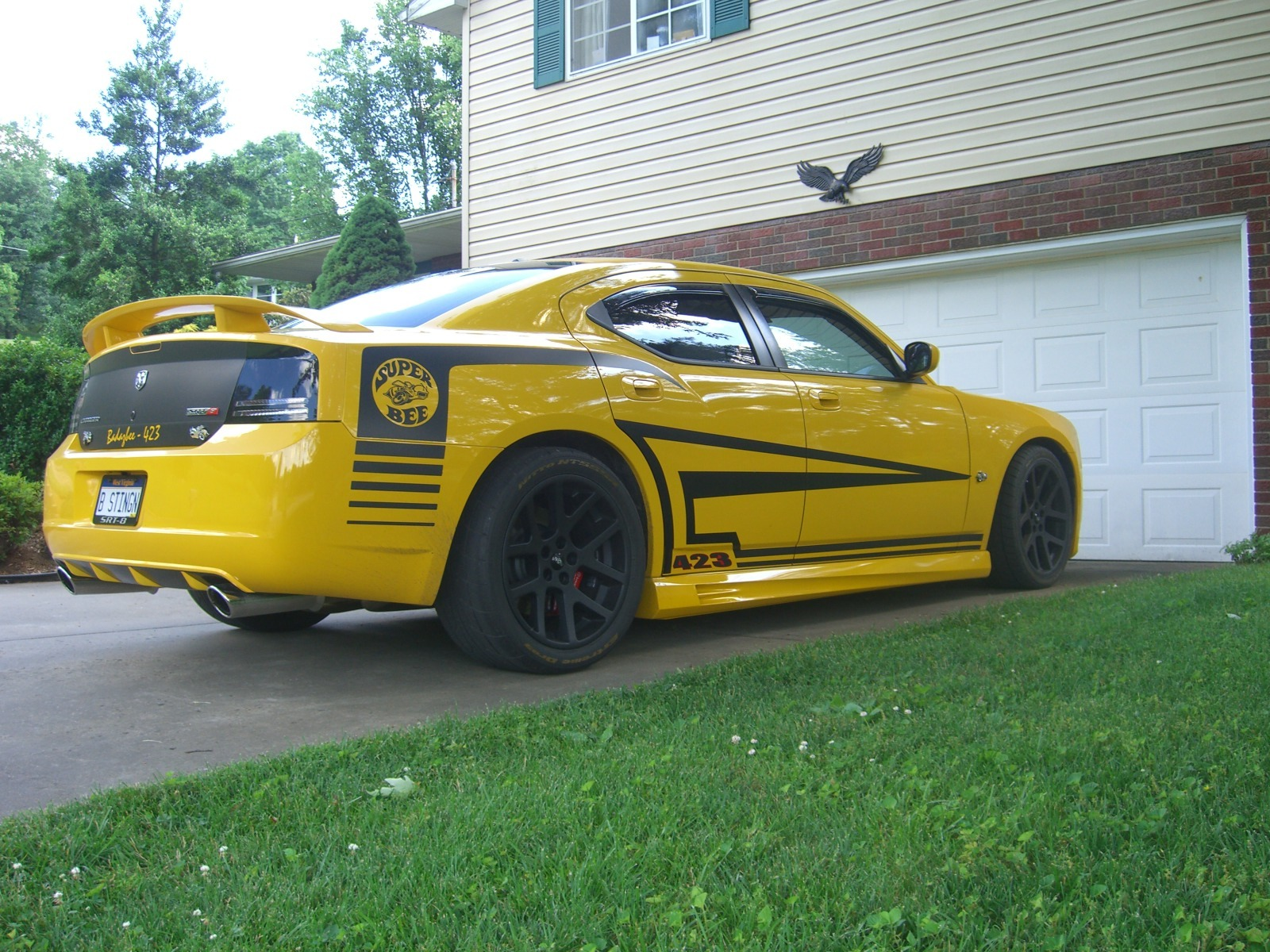 Another BadazBee-423 2007 Dodge Charger post... - 12811664