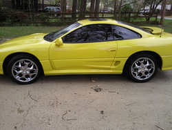 lashaunromans 1993 Dodge Stealth