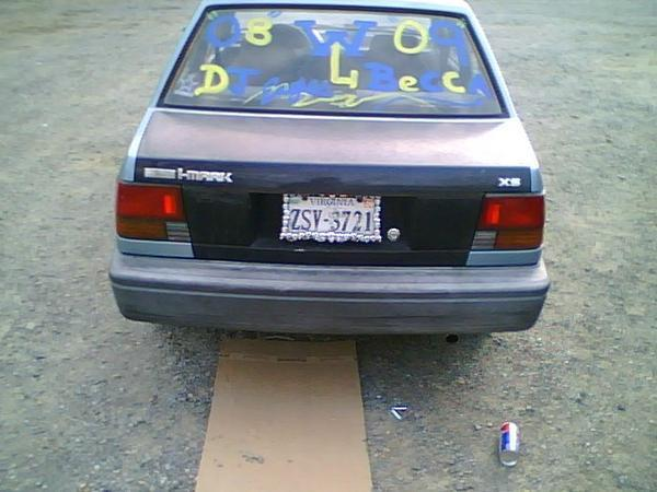 Another Dpayne08 1989 Chevrolet Spectrum post... - 12814684