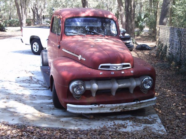 Another hot-taco 1952 Ford F-1 post... - 12813702