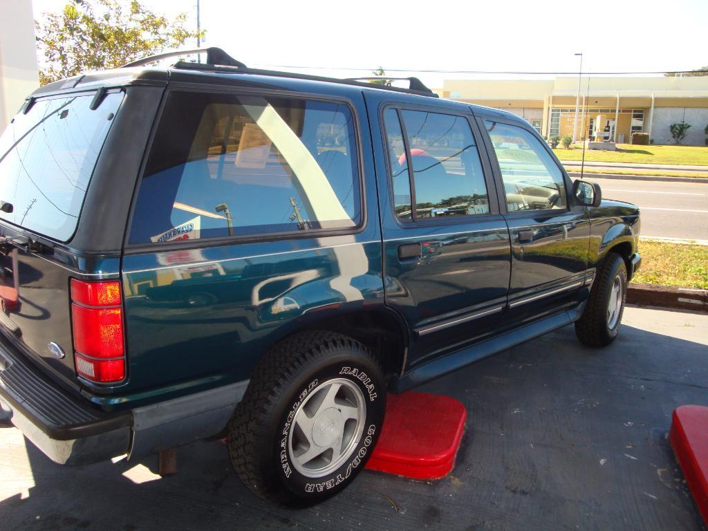 Jeffparrott1978 1994 Ford Explorer Specs Photos