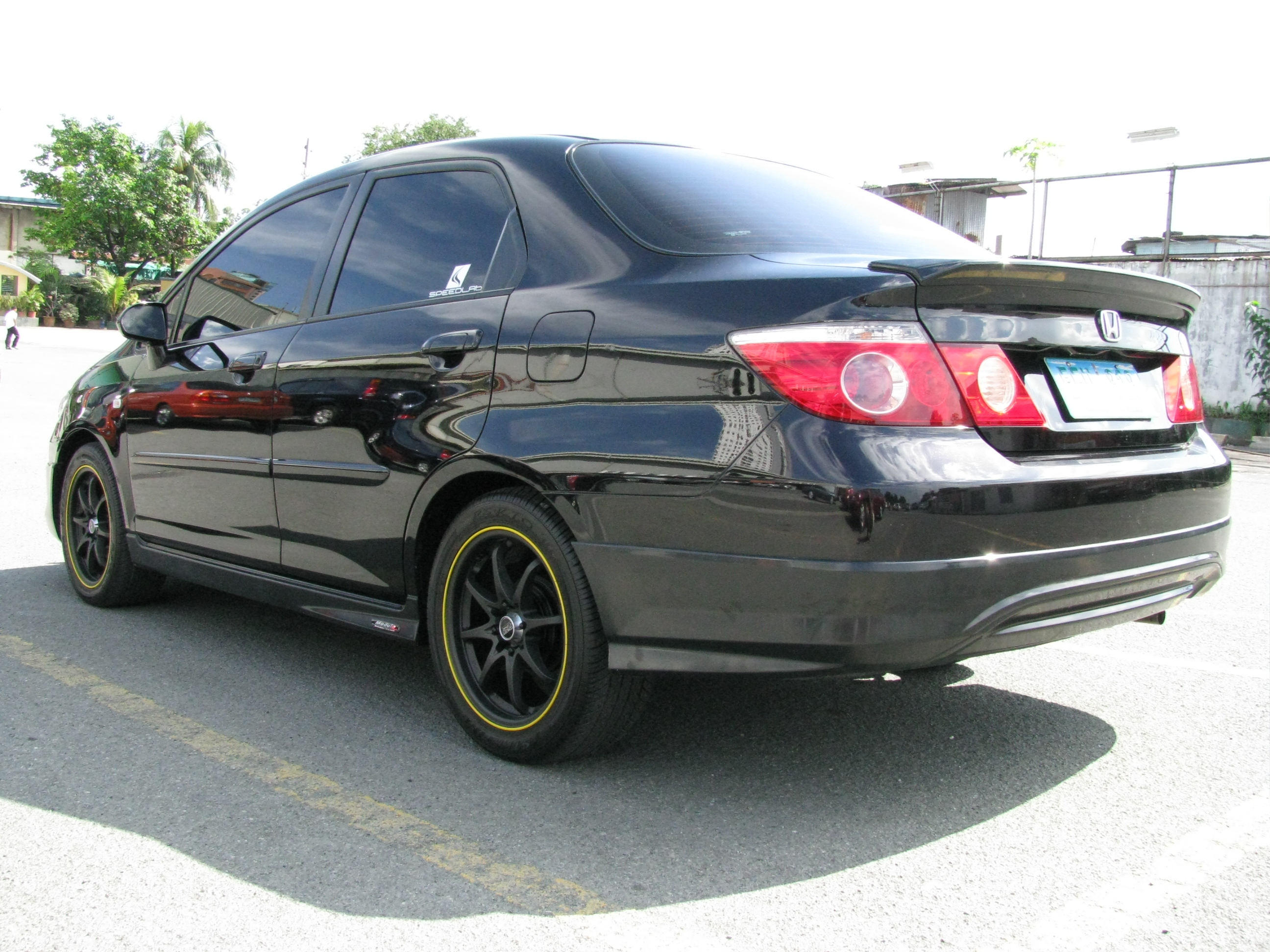 Myksoriano 2006 Honda City Specs  Photos  Modification