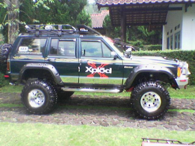 BREAKERZ_JEEP 1997 Jeep Cherokee 12815646