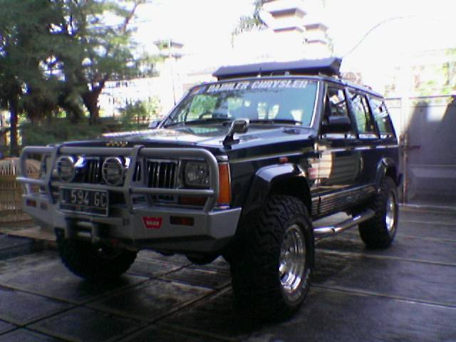 BREAKERZ_JEEP 1997 Jeep Cherokee 12815659