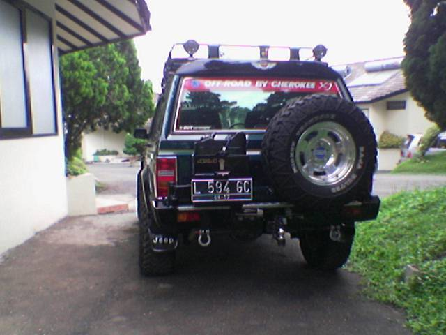 BREAKERZ_JEEP 1997 Jeep Cherokee 12815660