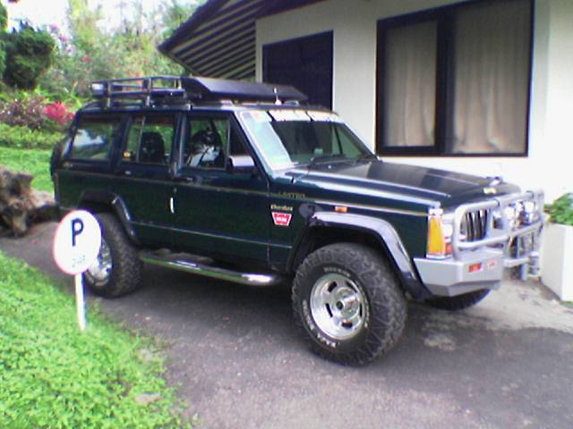 BREAKERZ_JEEP 1997 Jeep Cherokee 12815661
