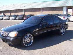 midwestmotors 1999 Mercedes-Benz CL-Class