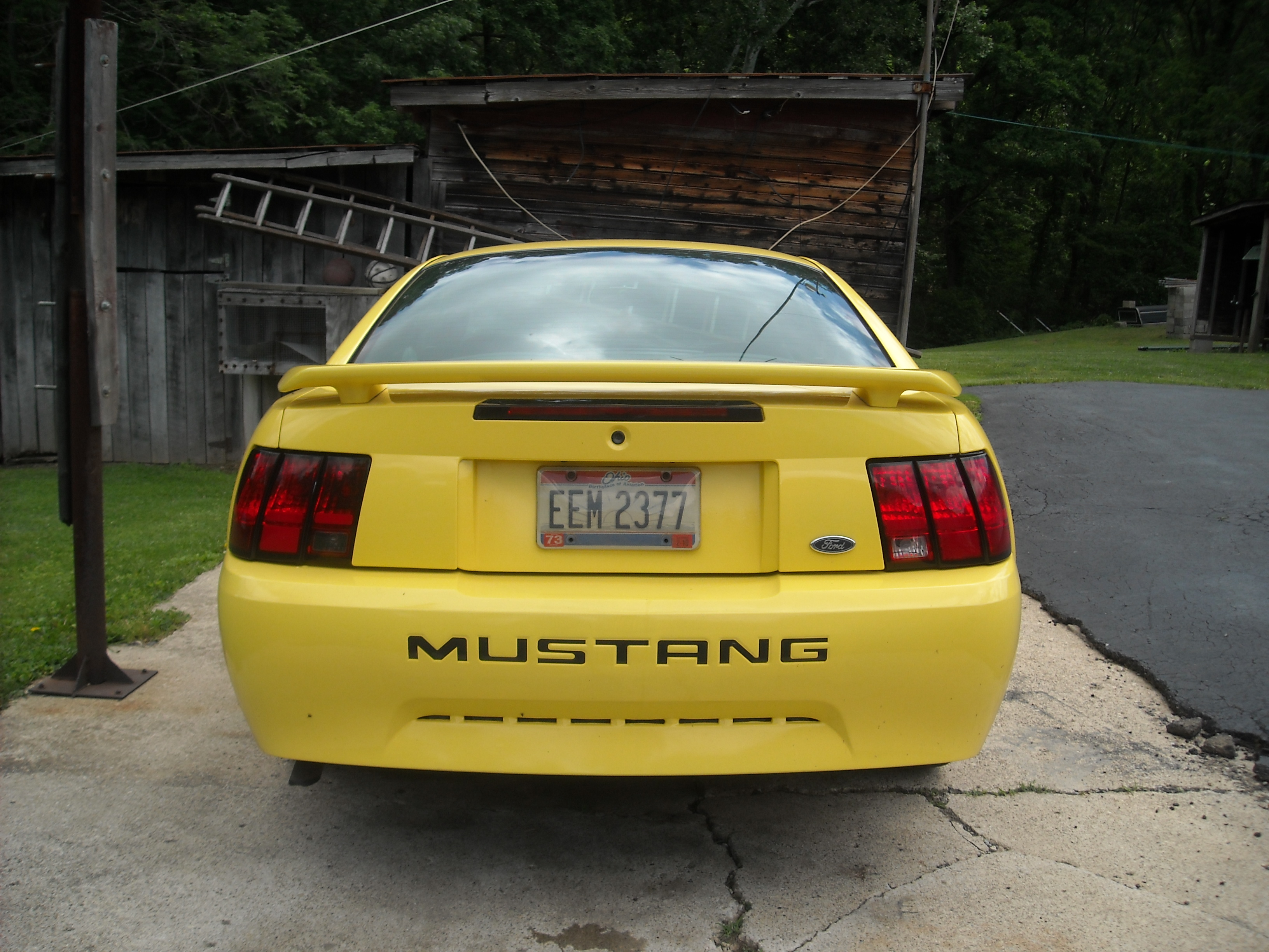 Another bordasel 2003 Ford Mustang post... - 12887814