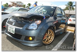 CTSwift 2008 Suzuki Swift