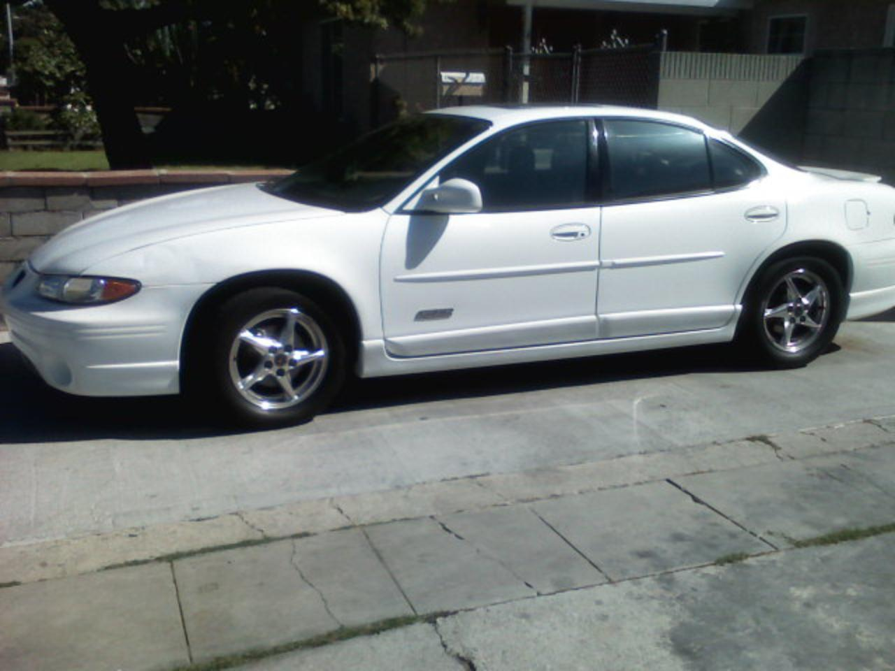 big91joe 2001 pontiac grand prix specs photos modification info at cardomain cardomain