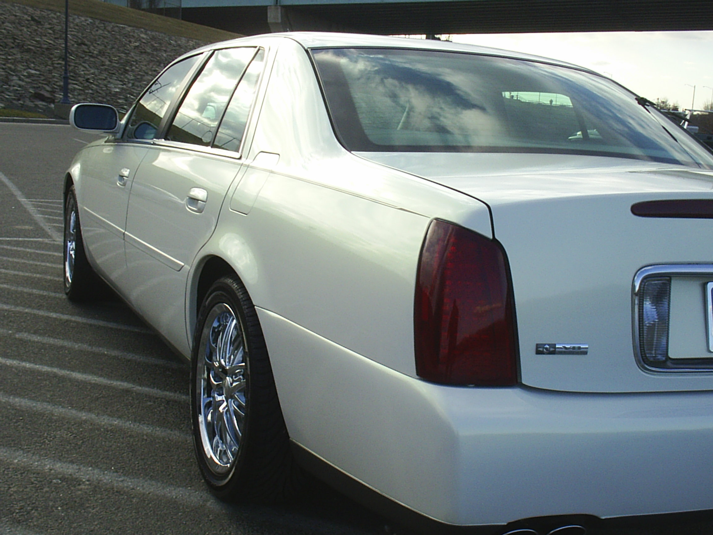 Another DalTee 2004 Cadillac DeVille post... - 12831180