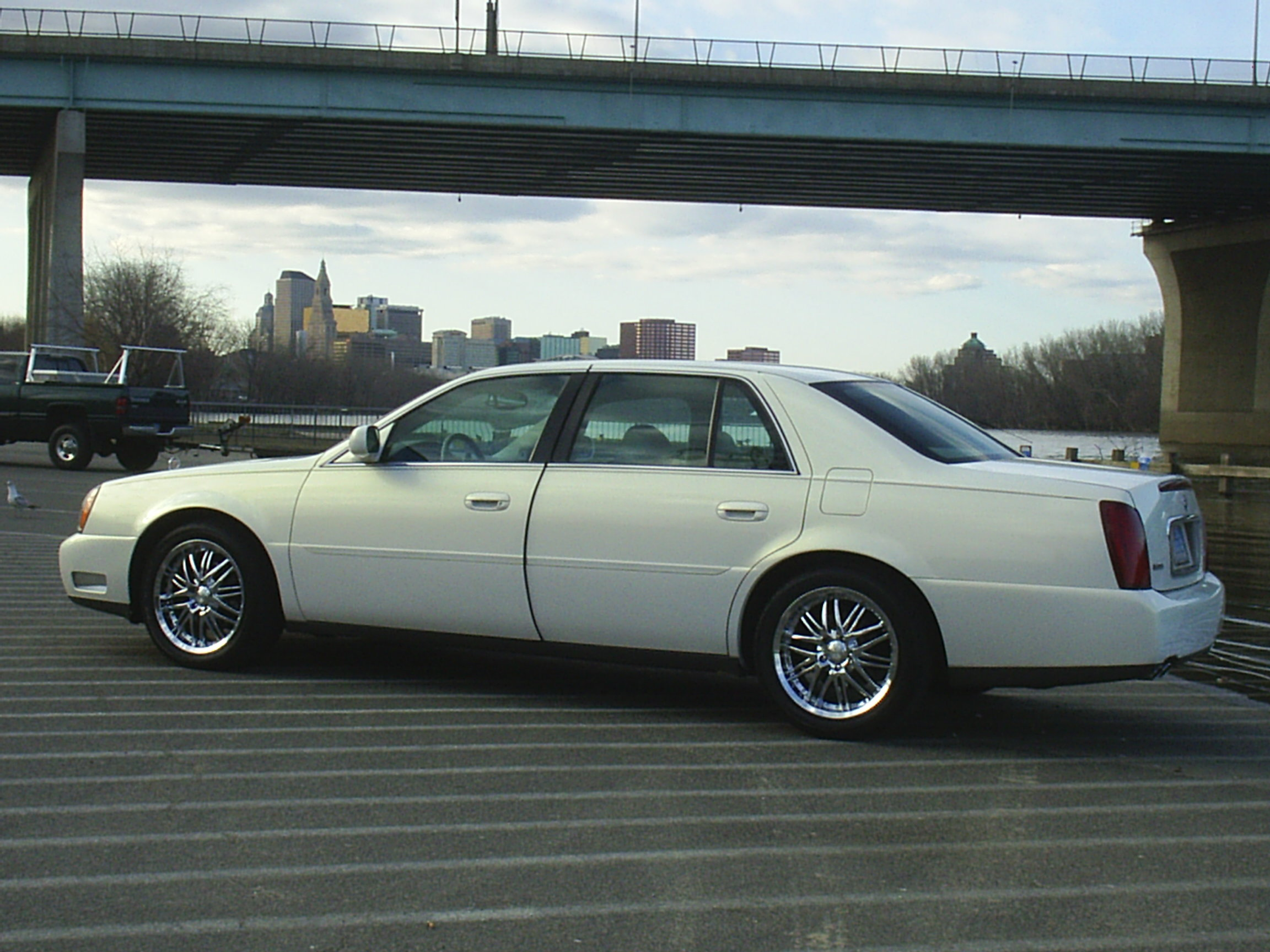 Another DalTee 2004 Cadillac DeVille post... - 12831182