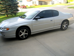 FEELINGFRESHs 2000 Chevrolet Monte Carlo
