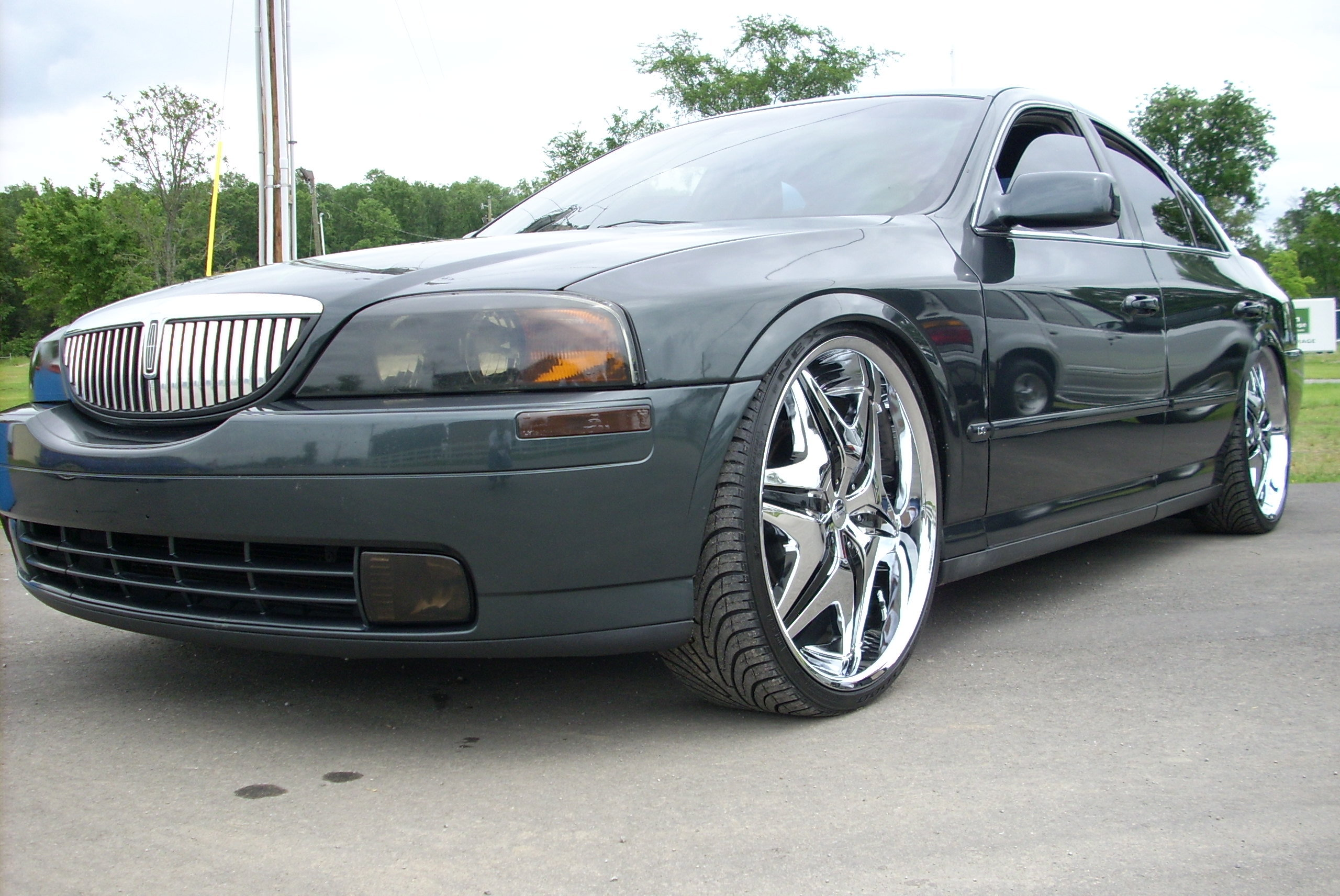Hyundai Of Athens >> teamosc's 2001 Lincoln LS in athens, TN