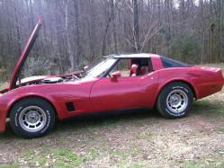 VETTE_MAN81s 1981 Chevrolet Corvette