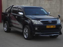 Tanzanias 2006 Toyota HiLux