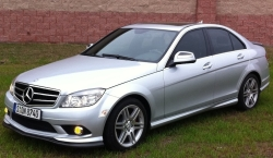 07AVYs 2008 Mercedes-Benz C-Class
