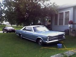 Lucasfrm1988s 1966 Ford LTD