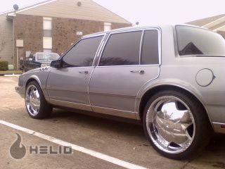 Quashawn2k9's 1990 Oldsmobile 98