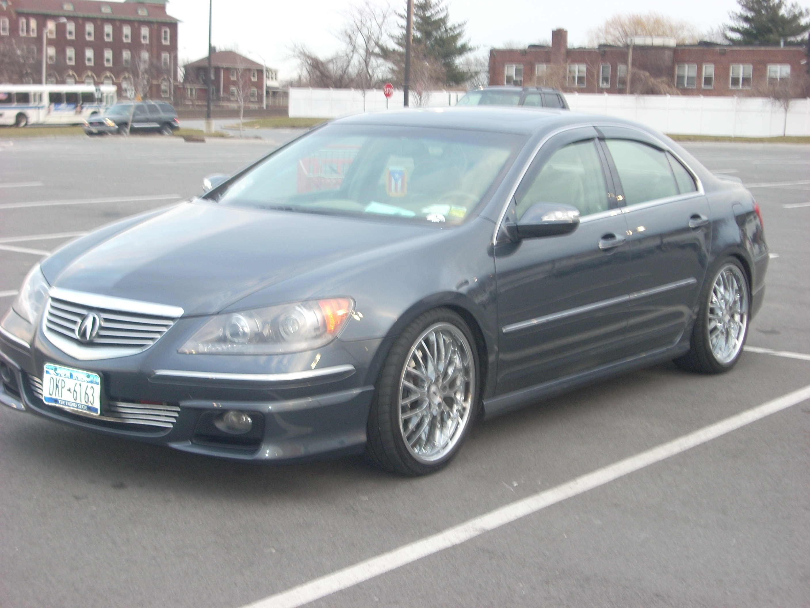 T-jay 2005 Acura RL Specs, Photos, Modification Info At