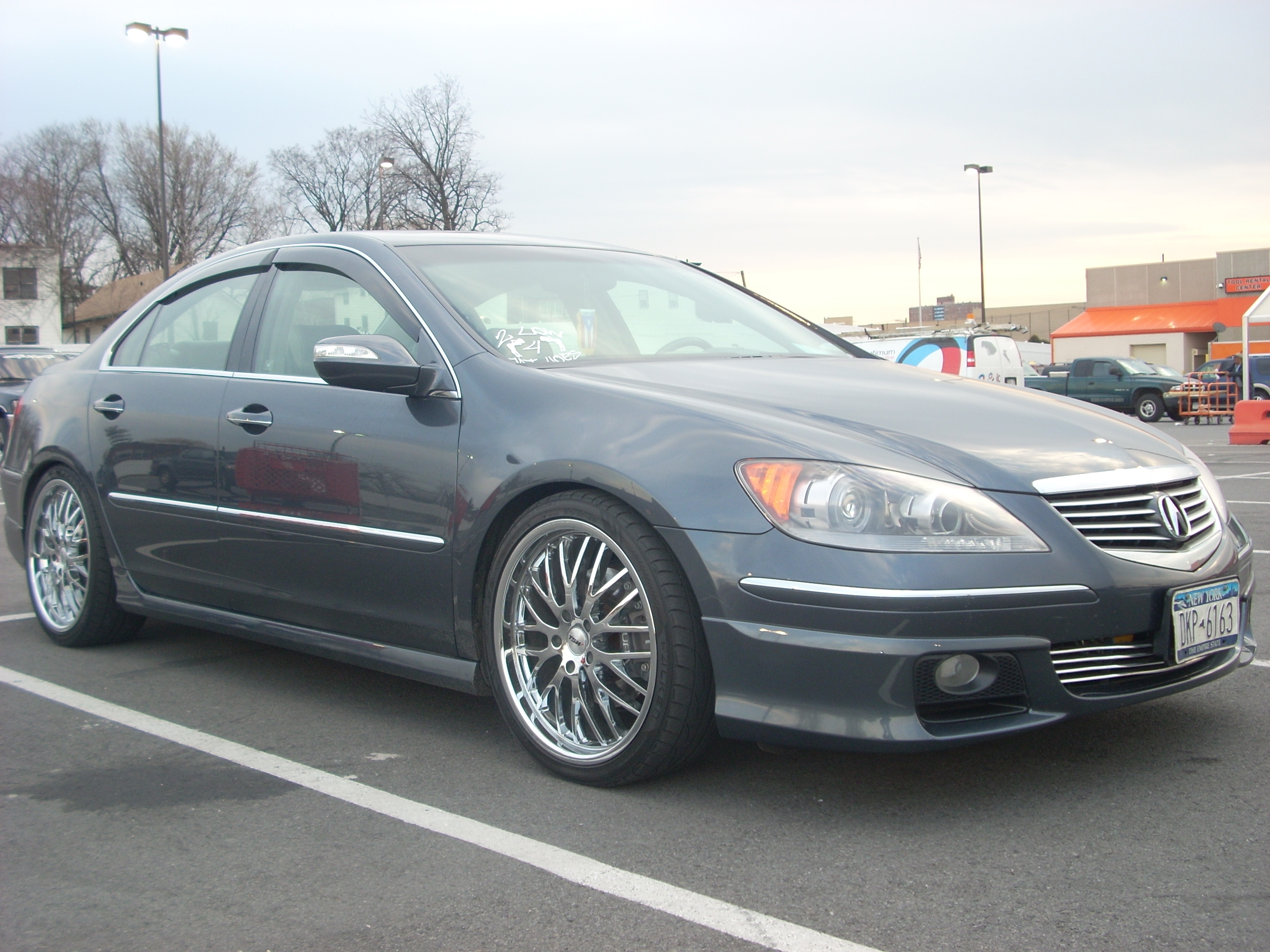 t jay 2005 acura rl specs photos modification info at cardomain. Black Bedroom Furniture Sets. Home Design Ideas