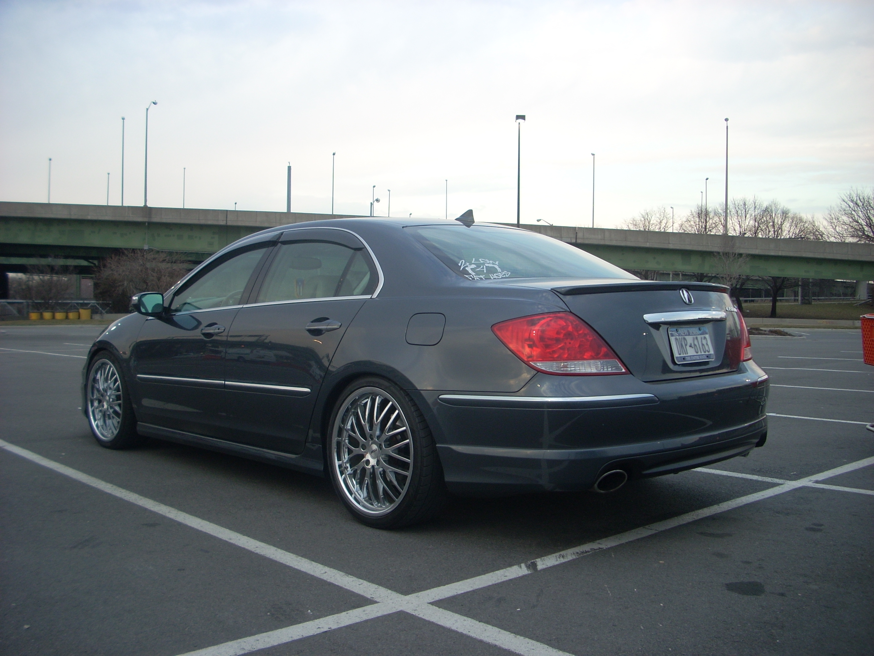 t jay 2005 acura rl specs photos modification info at cardomain