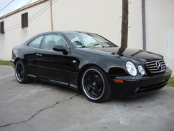 nichef16s 1999 Mercedes-Benz CLK-Class