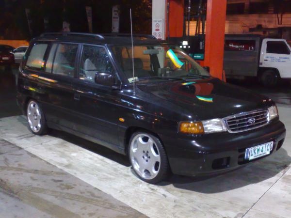 Another amg-560 1998 Mazda MPV post... - 12823545