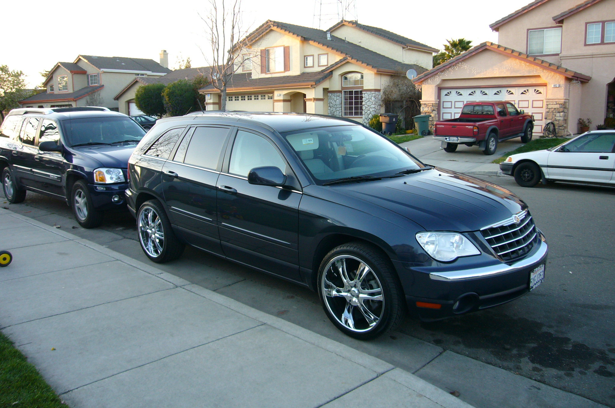 sinaloense82 2007 chrysler pacifica specs photos modification info. Cars Review. Best American Auto & Cars Review