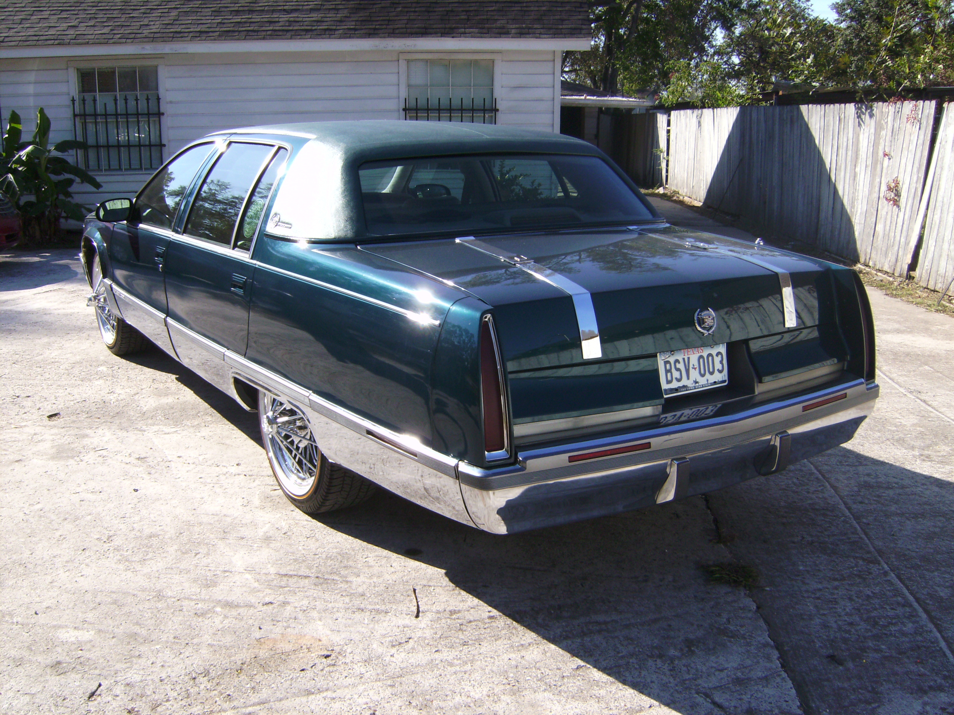 Another otgcarclub713 1996 Cadillac Fleetwood post... - 12826118