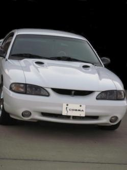 Queensbounds 1997 Ford Mustang