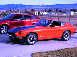 IBZINYAs 1974 Datsun 260Z
