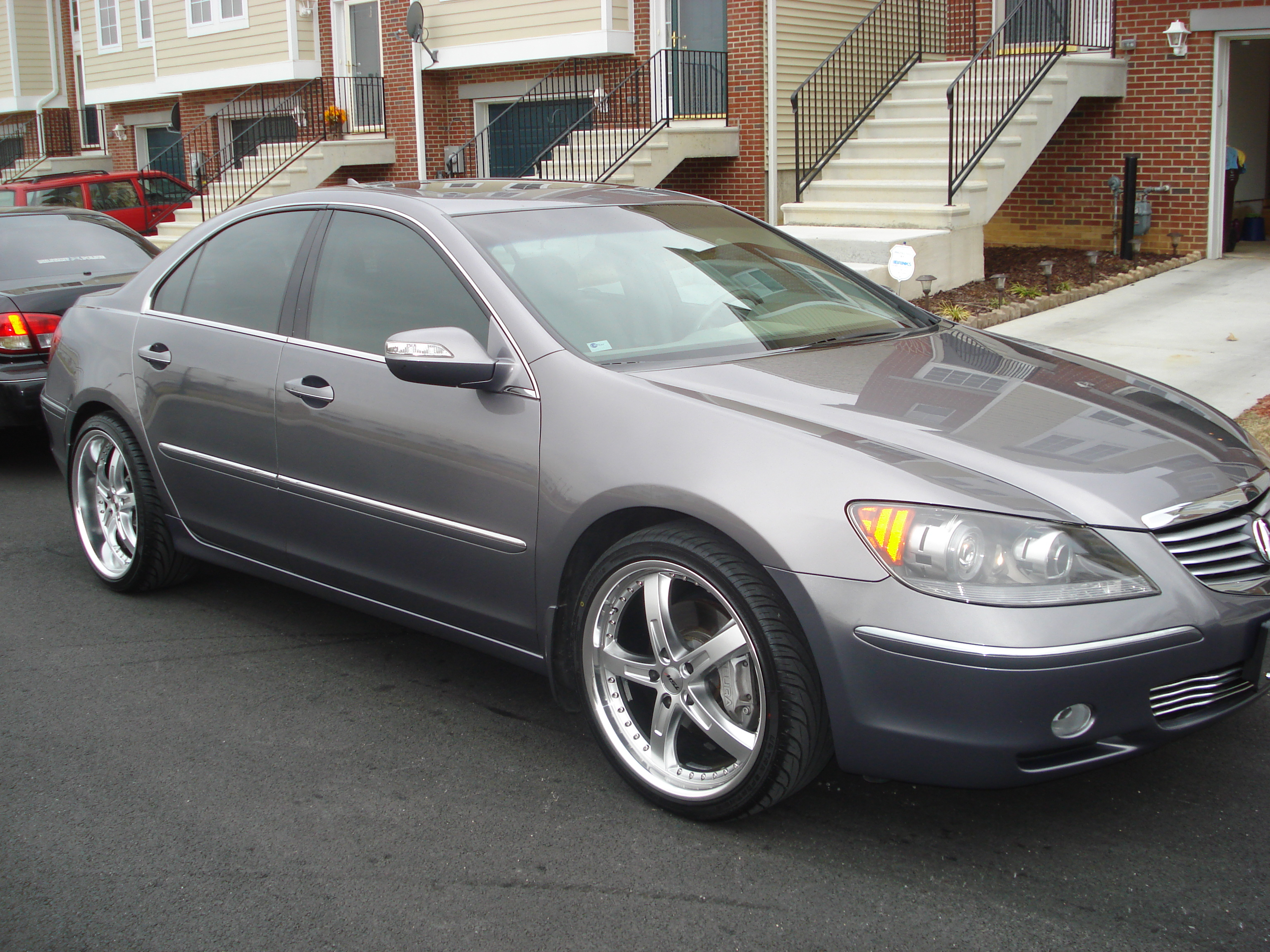Wbessicks 2006 Acura RL Specs, Photos, Modification Info