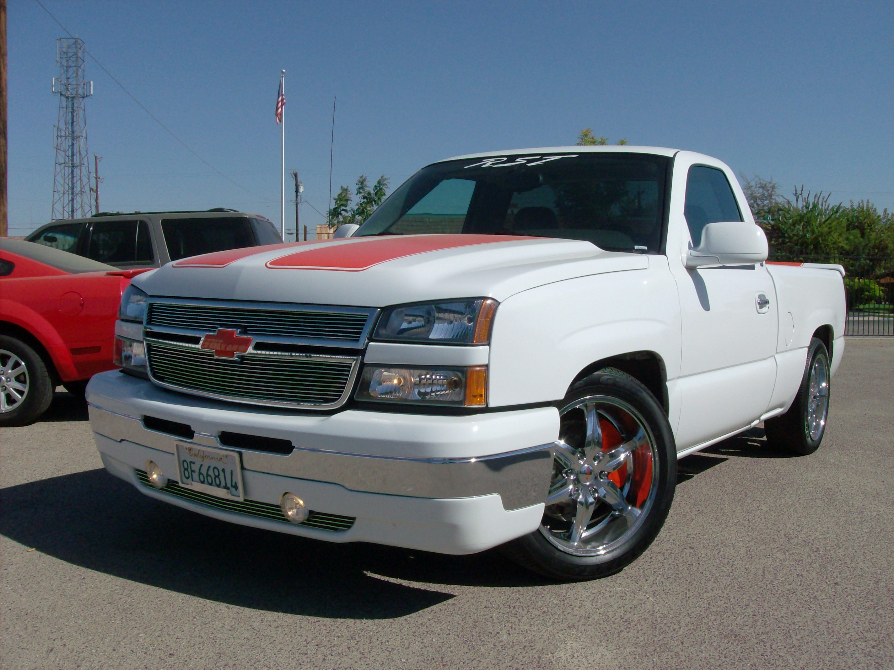 moss rst 2006 chevrolet silverado 1500 regular cab specs photos modification info at cardomain. Black Bedroom Furniture Sets. Home Design Ideas