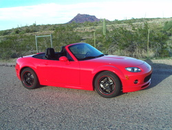 AZRiders 2006 Mazda Miata MX-5