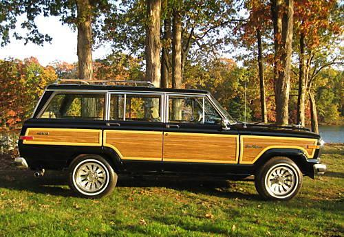 Another DODGE-GIRL 1991 Jeep Grand Wagoneer post... - 12825111