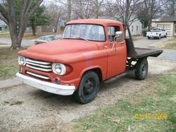 hell_raiser308 1958 Dodge W-Series Pickup