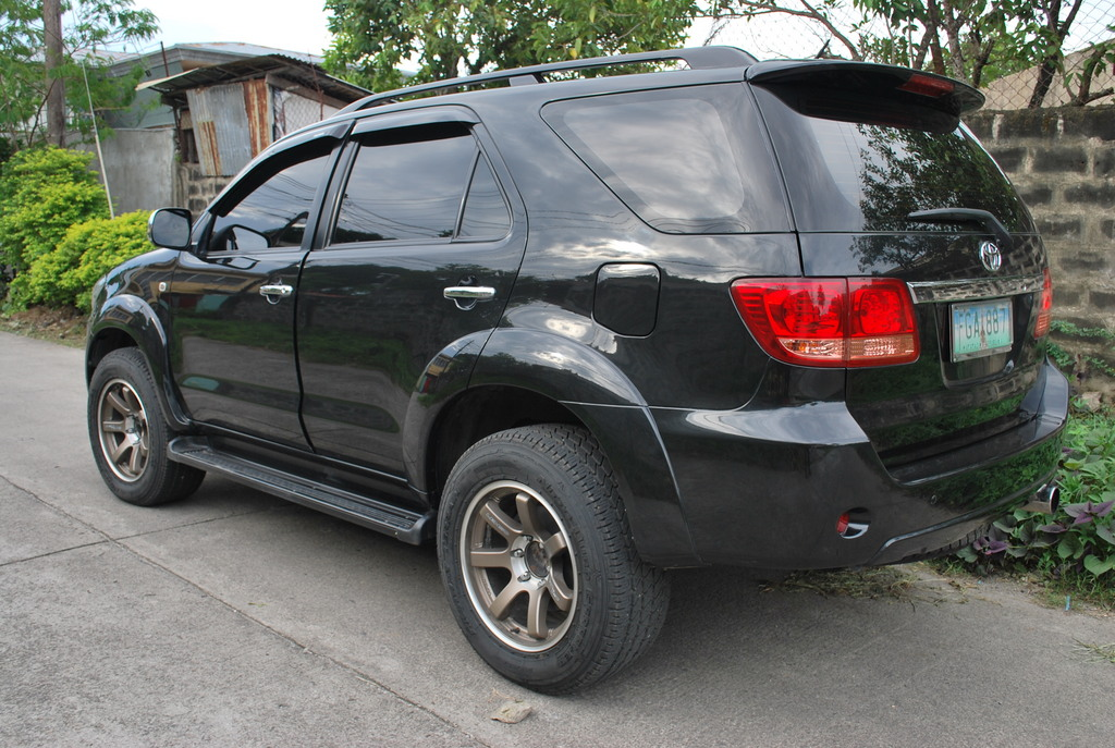 Wowbadao 2006 Toyota Fortuner Specs Photos Modification Info At Cardomain