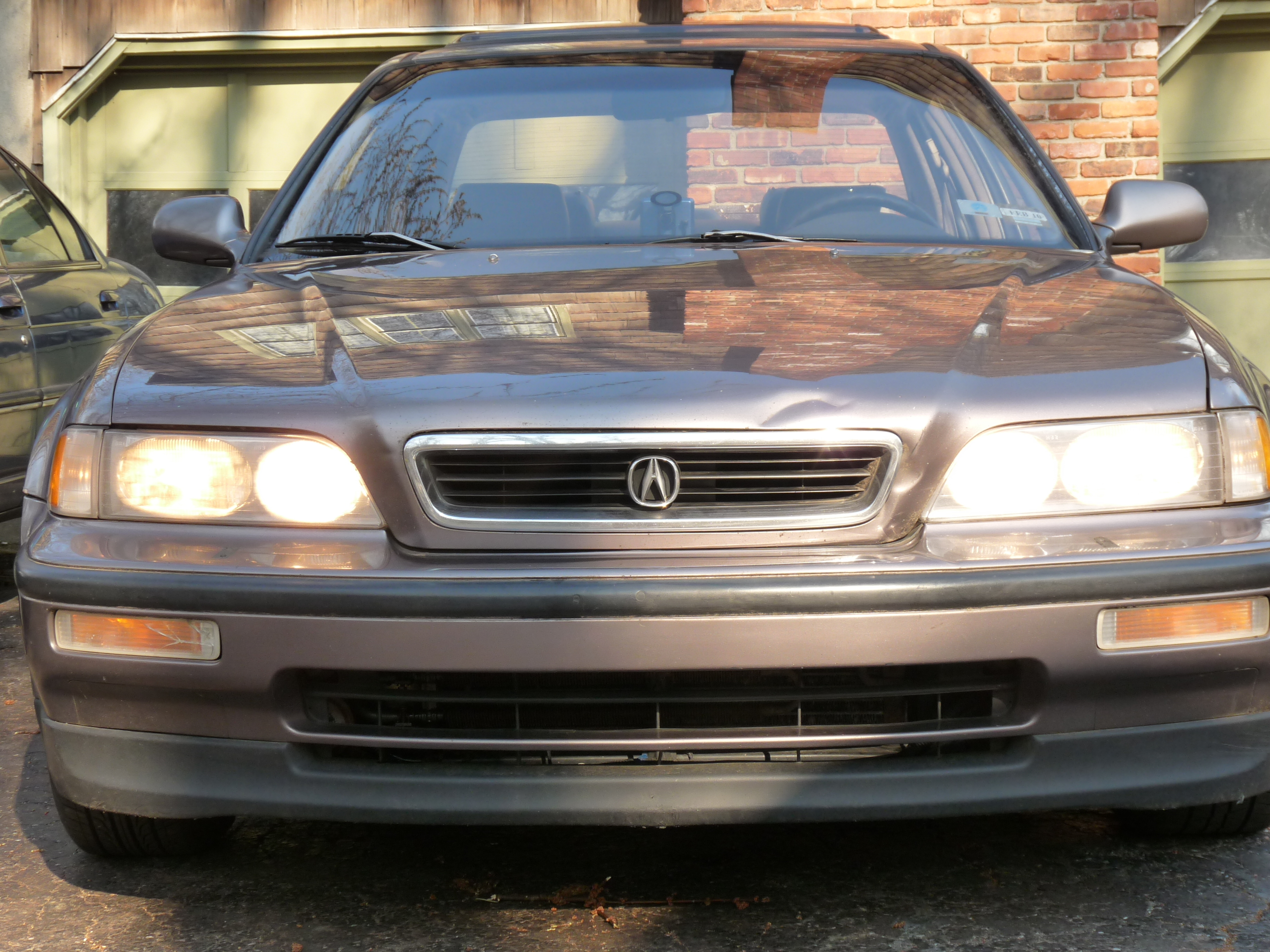 uknowdennis 39 s 1991 acura legend in new york ny. Black Bedroom Furniture Sets. Home Design Ideas