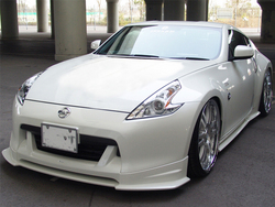 Liquidizms 2009 Nissan 370Z