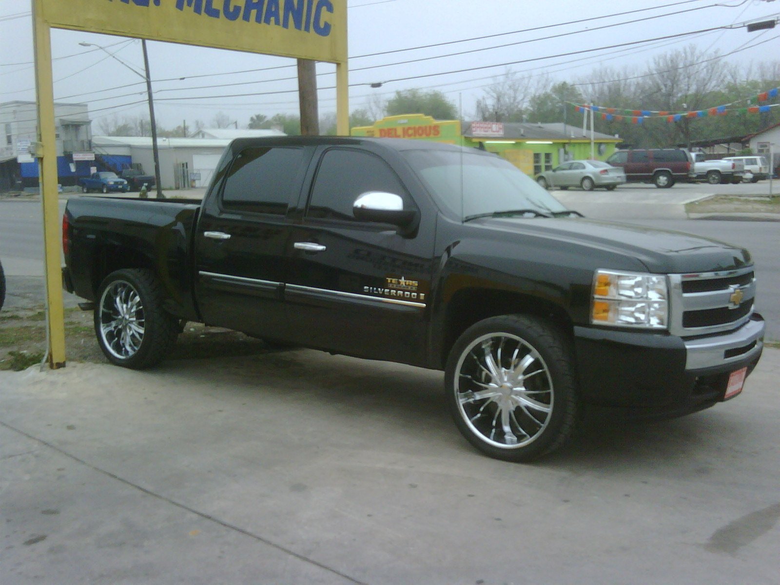 silverado 03 2009 chevrolet silverado 1500 regular cab. Black Bedroom Furniture Sets. Home Design Ideas
