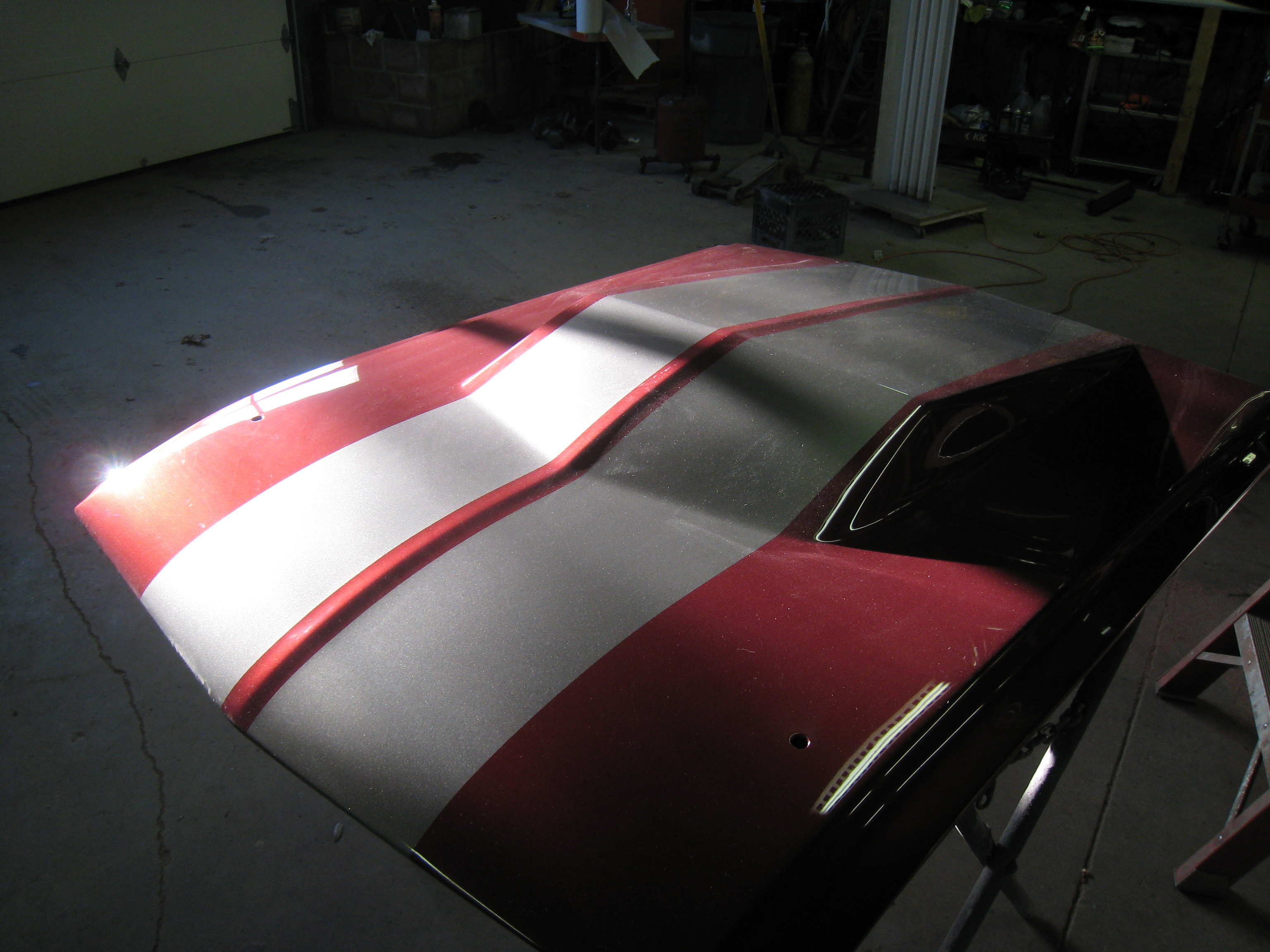 money_mike 1968 Ford Mustang