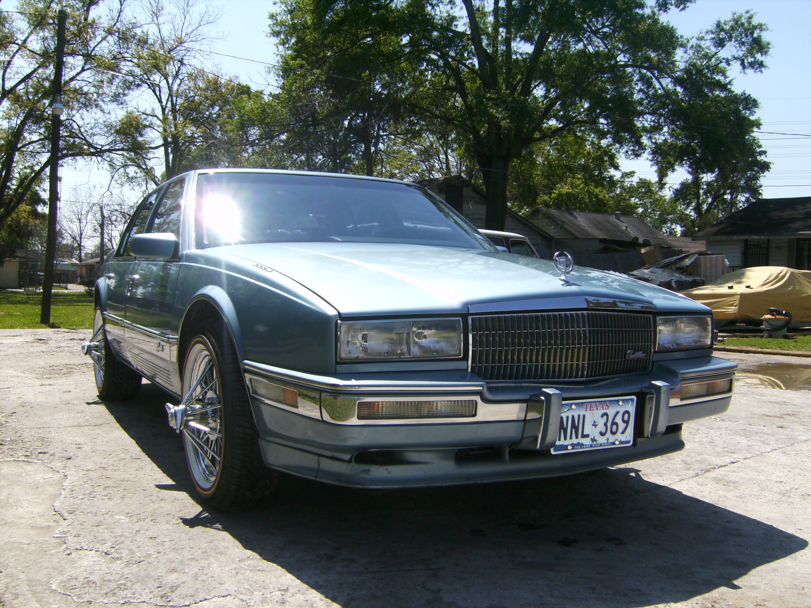 Another otgcarclub713 1990 Cadillac Seville post... - 12831017
