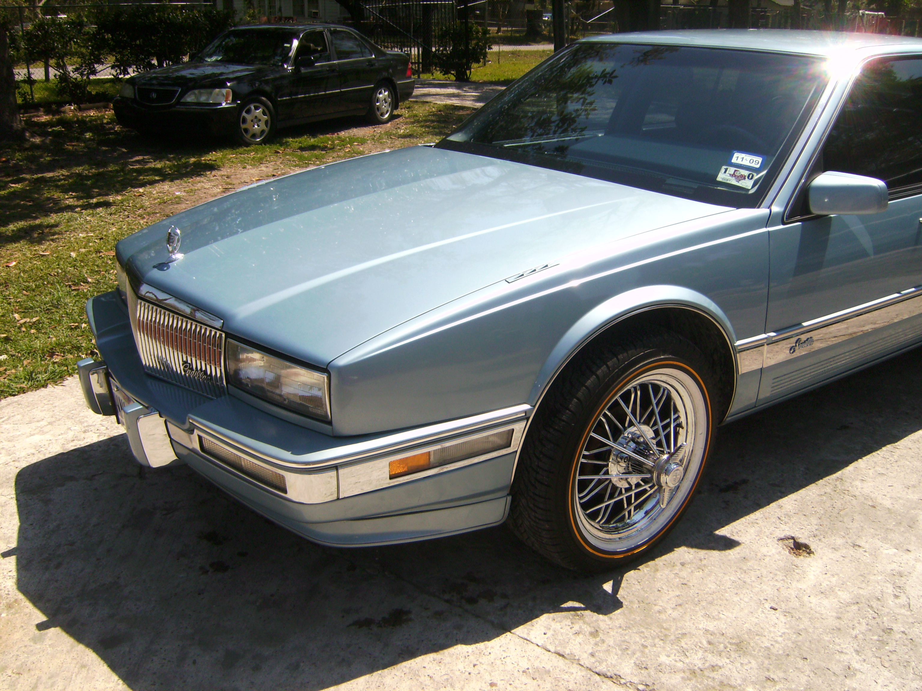 otgcarclub713 1990 Cadillac Seville Specs Photos Modification