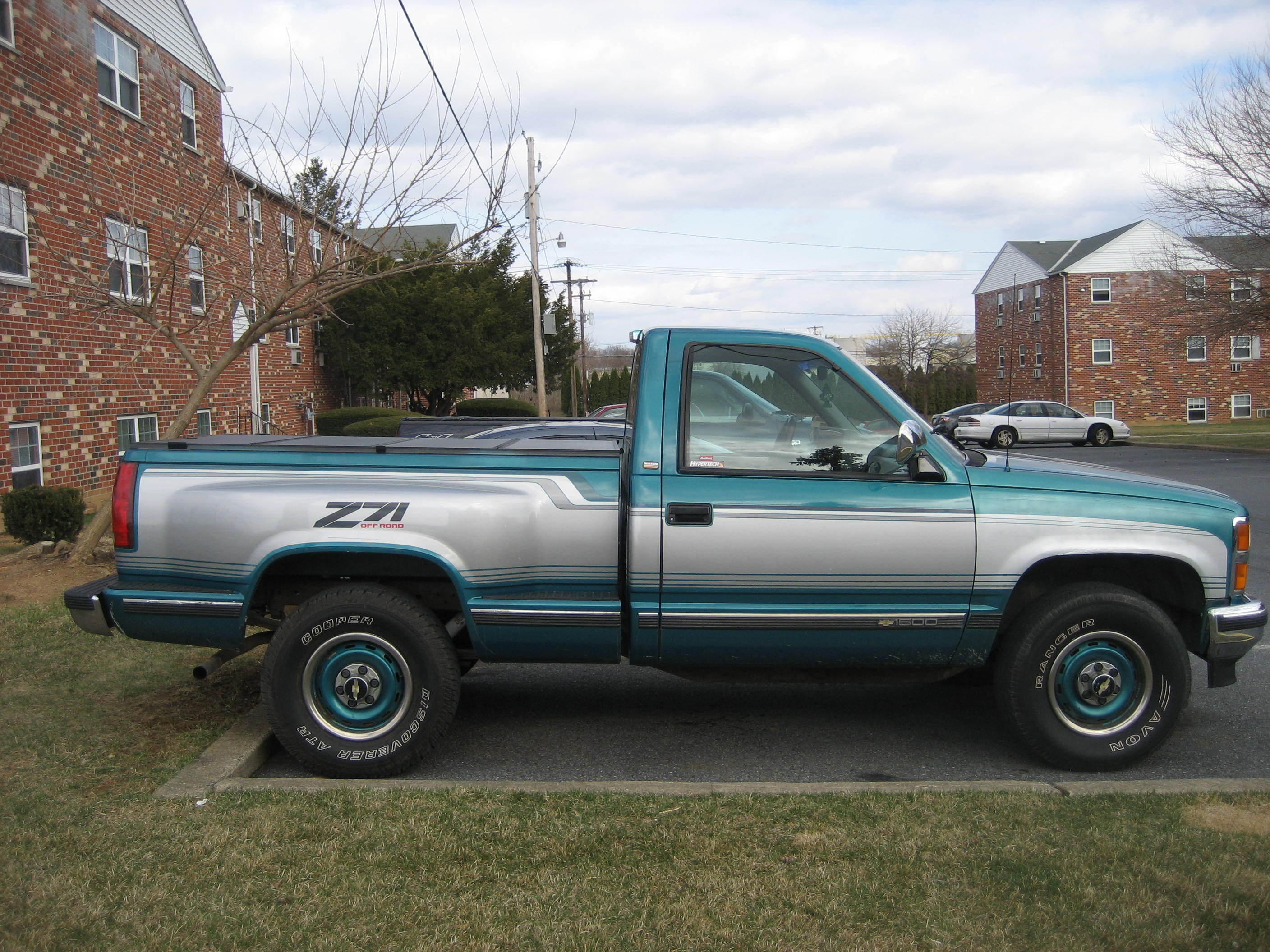 maxima_god 1993 Chevrolet Silverado 1500 Regular Cab