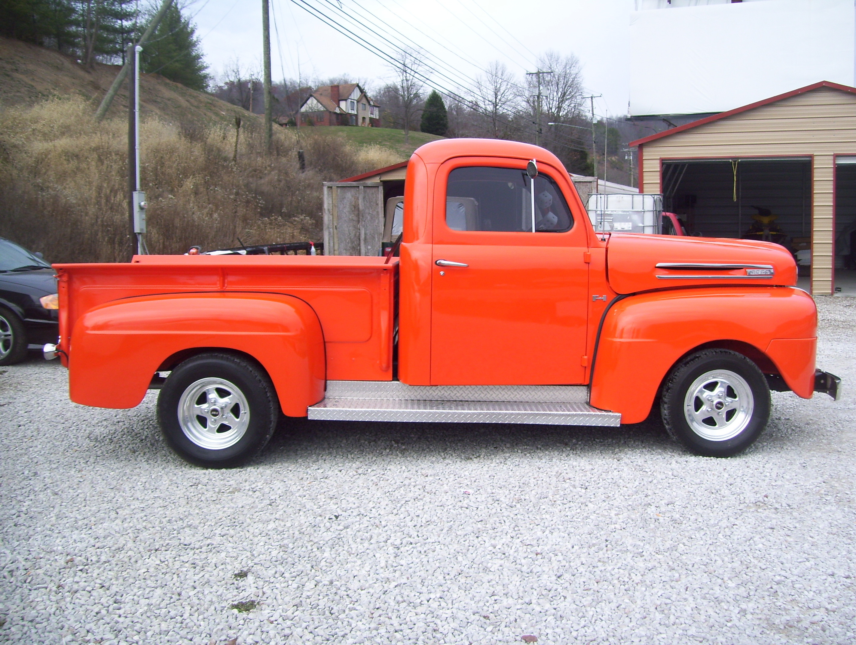 Xtreme Auto 1948 Ford F150 Regular Cab Specs  Photos