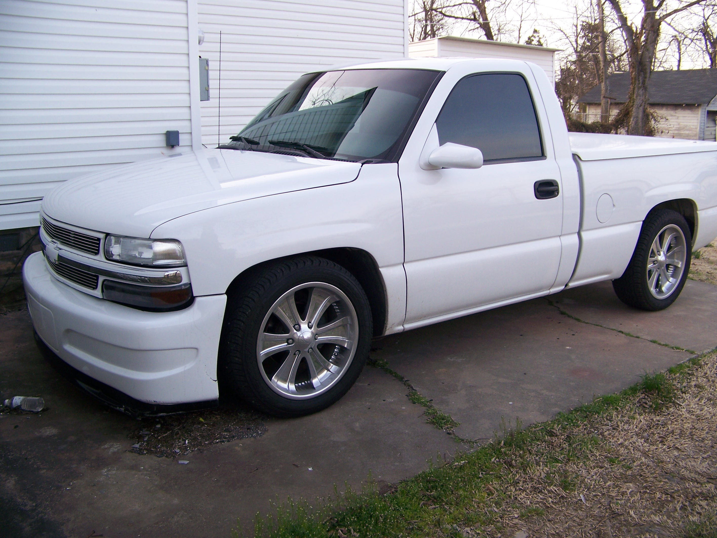 amandamichelle 1999 chevrolet silverado 1500 regular cab specs photos modification info at. Black Bedroom Furniture Sets. Home Design Ideas