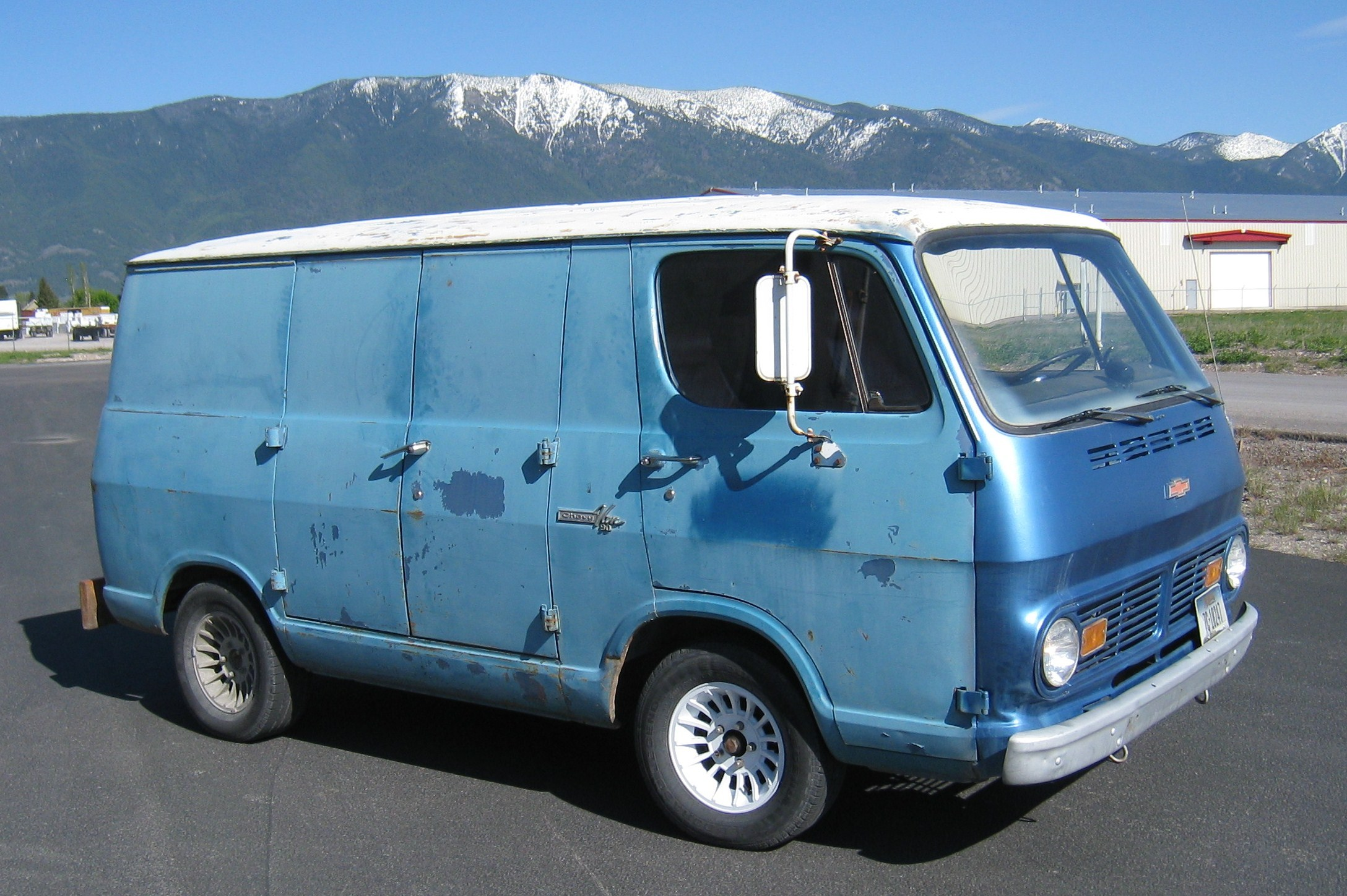 93civicduties's 1967 Chevrolet Van