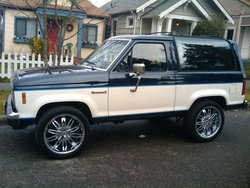 fcarbinss 1988 Ford Bronco II